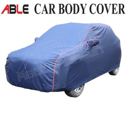 Polyester Taffeta Suv Able Prox Blue Car Body Cover