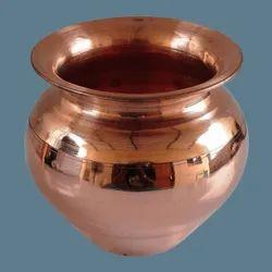 200ml Copper Water Lota