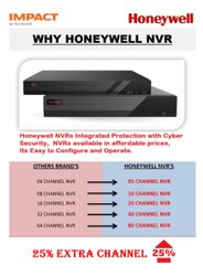 Honeywell Impact Series NVR's