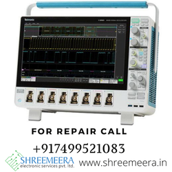 Offline Tektronix Electronic Repair Service, in Pan India