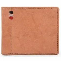 Caramel Colour Leather Bifold Wallet