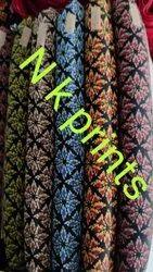 N K Prints Cotton Printed Nighty Gown Fabrics