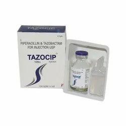 Piperacillin And Tazobactam Injection USP
