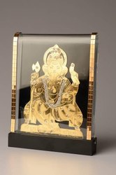 Metal Gift Article Ganesh Frame
