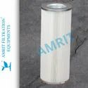 Threaded Connection Type Pleated Filter Bag