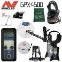 Minelab Metal Detector GPX 4500