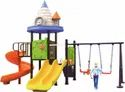 Toypark Junior Castle Swing Set Play Yard (MPS 427)
