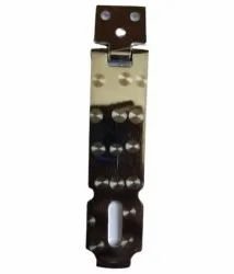 Silver Iron Safety Hasp