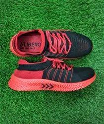Libero Men Sock-23 Football Shoes, Size: UK6-9,UK7-10