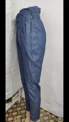 non brand Regular Denim Jeans Women
