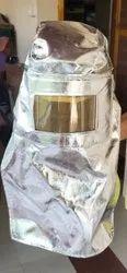 Aluminized Fire Safety Hood