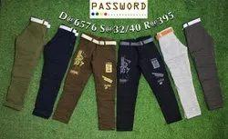 Kids Stretchable Lycra Jeans