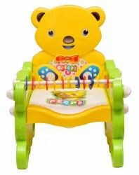 Green Baby Potty Chair