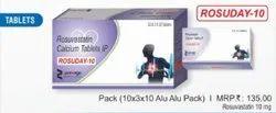 Rosuvastatin Calcium Tablets IP