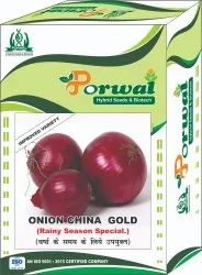 Natural Onion Seeds China Red Super Gold, Packaging Type: 500