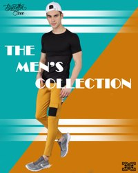 FOI Stretchable Mens Casual Wear