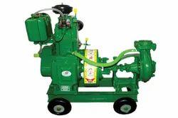 Portable Water Cooled Diesel Engine Pump Set