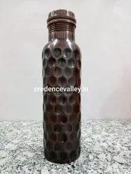 Antique Copper Bottle Diamond 950ml