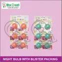 0.5 Watt LED Bulb With Blister Packing