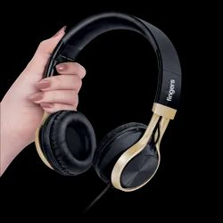 Black Fingers Wired Headphone, Model Name/Number: Showstopper H5