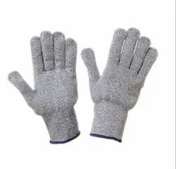 For Industrial Safewell Safety Hand Gloves Cut Resistance 5