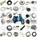 Flywheel Magneto Spare Parts For Vespa PX LML Star NV Scooter