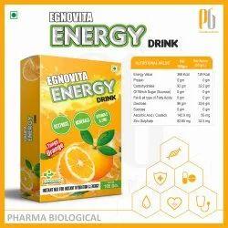 Egnovita Energy Drink Powder 105 gm