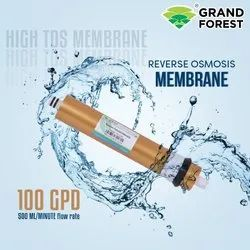 Grand Forest High TDS RO Membrane 100 GPD