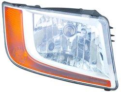 Ashok Leyland Dost Headlights