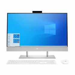 HP All-in-One 27-dp1120in(ntel i7 1165G7 16GB/1TB SSD/Win 10 MSO 27 inch FHD Touch )