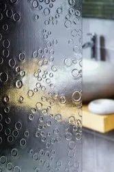 Rain Drop Polystyrene Sheet