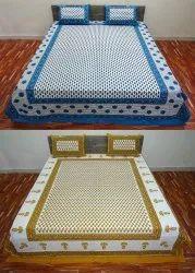 Handlook Print Bedsheet