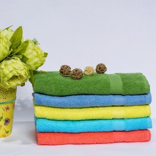Terry Bath Towel Sets