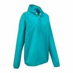 Nylon Rain Jacket