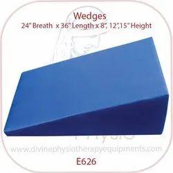 Wedges 24Breath x 36 Length x 8,12,15 Height