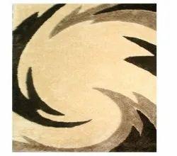 Brown and Black Designer FAF00280 Shag Carpet
