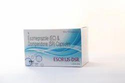 Esomeprazole (EC) And Domperidone (SR) Capsules