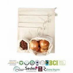 Sustainable Muslin Bags