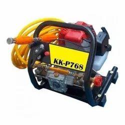 Kisankraft - petrol - portable  power sprayer -KK-P768