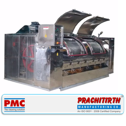 PMC Heavy Duty Laundry Washing Machine, For Industrial, Top Loading