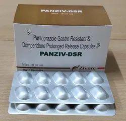 Pantoprazole With Domperidone DSR Caps
