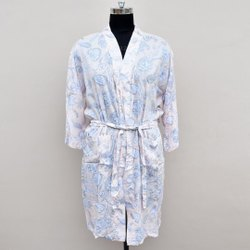 Model Print Kimono
