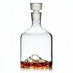 Whiskey Glass Decanter