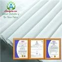 Spunlace Nonwoven Fabric Rolls For Wet Wipes, Custom Raw Material 40gsm Cotton
