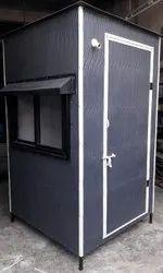 FRP Security Guard Cabins