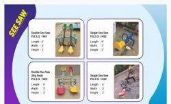 Playground See Saw