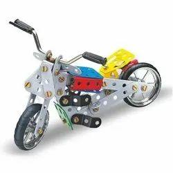 Zephyre Mechanix Toy Motor Bikes