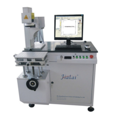 Automatic Fiber Laser Marking Machine, 100 X 100 Mm