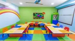 Depends On The Project Play School Interior Design Services