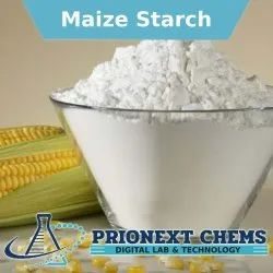 Maize Starch Powder, For Food Industries, Packaging Size: 50 Kg